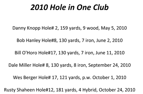 el-2010-Hole-in-One-Club